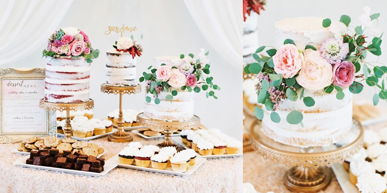 Custom Wedding Cakes by Chef Evelyn Lott
